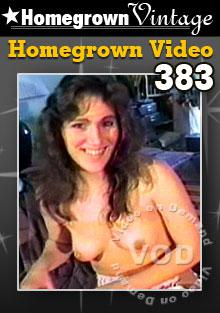 Homegrown Video 383 Box Cover