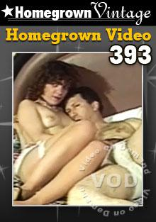 Homegrown Video 393 Box Cover