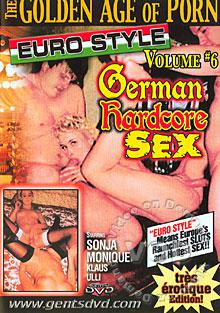 The Golden Age Of Porn Euro Style Volume #6 Box Cover