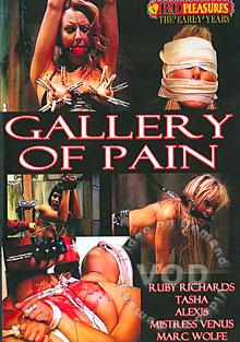 Gallery Of Pain Box Cover