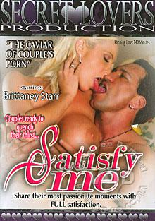 Satisfy Me Box Cover