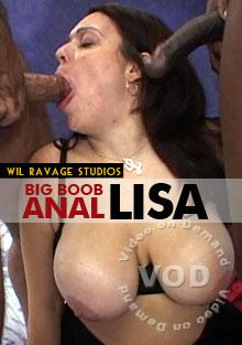 Big Boob Anal Lisa Box Cover