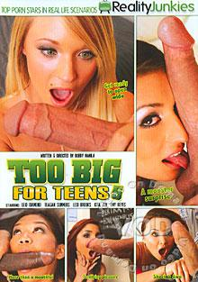Too Big For Teens 5 Box Cover