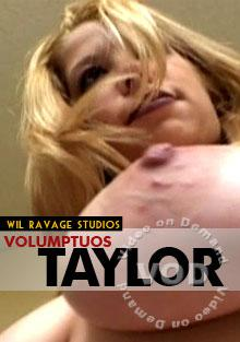Volumptuous Taylor Box Cover