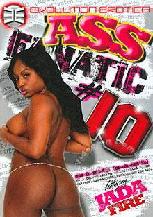 Ass Fanatic #10 Box Cover