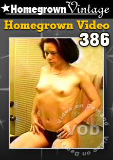 Homegrown Video 386 Box Cover