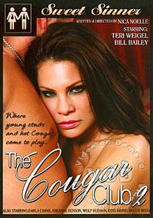 The Cougar Club 2 Box Cover