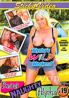 Being Naughty Alysha #19 Box Cover