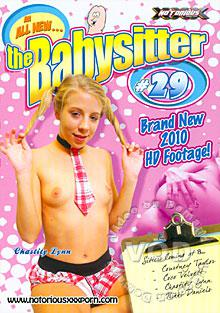 The Babysitter 29 Box Cover