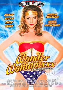 Wonder Woman XXX - A Hardcore Parody Box Cover