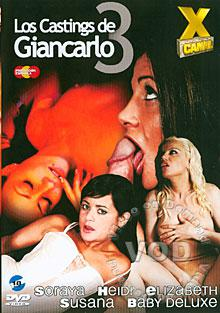 Los Castings de Giancarlo Candiano 3 Box Cover