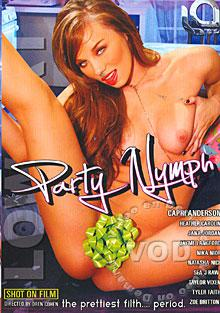 Party Nymph Box Cover