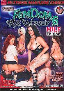 FemDom Ass Worship 6 - MILF Edition Box Cover