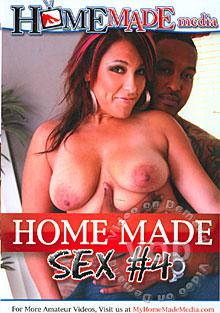 Home Made Sex #4 Box Cover
