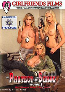 To Protect And To Serve Volume 1 Box Cover - Login to see Back
