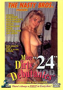 More Dirty Debutantes 24 Box Cover