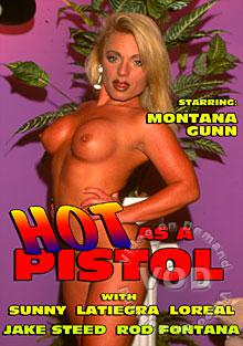 Hot As A Pistol Box Cover