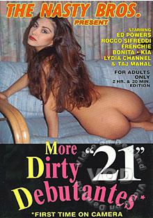 More Dirty Debutantes 21 Box Cover