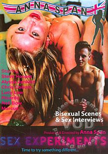 Sex Experiments Box Cover