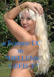 La Femme DC In Hellenic Greece Box Cover