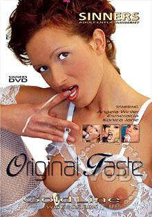 Original Taste Box Cover