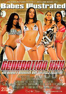Babes Illustrated: Generation XXX