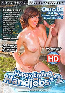 Happy Ending Handjobs #2 Box Cover
