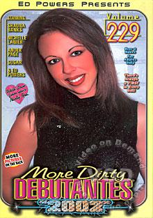 More Dirty Debutantes 2002 Volume 229 Box Cover