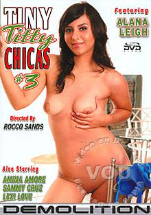 Tiny Titty Chicas #3 Box Cover