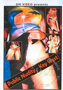 Public Nudity - Key West GMV 636 Box Cover