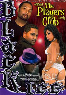 Official The Players Club Parody Box Cover