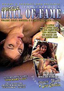 Lynn Carroll's Amateur Hall of Fame Volume 8: Druuna & Lynn Gangbang Lesson Box Cover