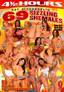 Roy Alexandre's 69 Sizzling Shemales