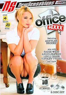Office Sexxx (Disc 2) Box Cover