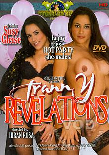 Tranny Revelations Box Cover