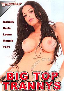Big Top Trannys Box Cover