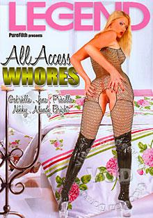 All Access Whores Box Cover