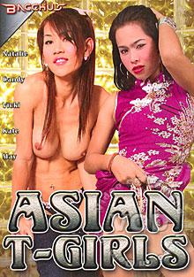 Asian T-Girls Box Cover