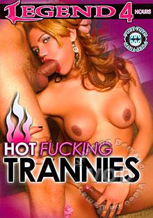Hot Fucking Trannies Box Cover