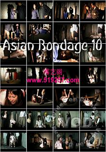 Asian Bondage 10 Box Cover