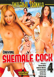 Craving Shemale Cock 4 Box Cover