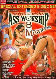 Ass Worship 8 - MaximASS (Disc 2) Box Cover