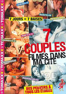 7 Couples Filmes Dans Ma Cite Box Cover