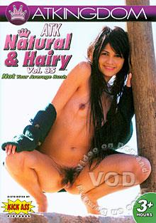 ATK Natural & Hairy Vol. 35 - Not Your Average Bush