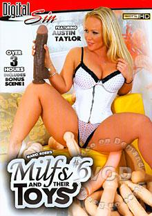 MILFs And Their Toys #6 Box Cover