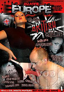 Bad British Bitches Box Cover