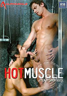 Hot Muscle Box Cover