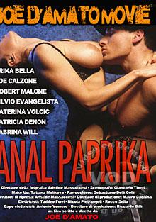 Anal Paprika Box Cover