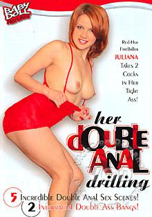 Her Double Anal Drilling Box Cover