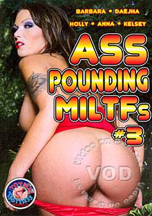 Ass Pounding MILTFs #3 Box Cover